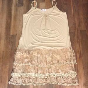 a0e62a9bcf4bd 🆕Lady Noiz Slip Dress